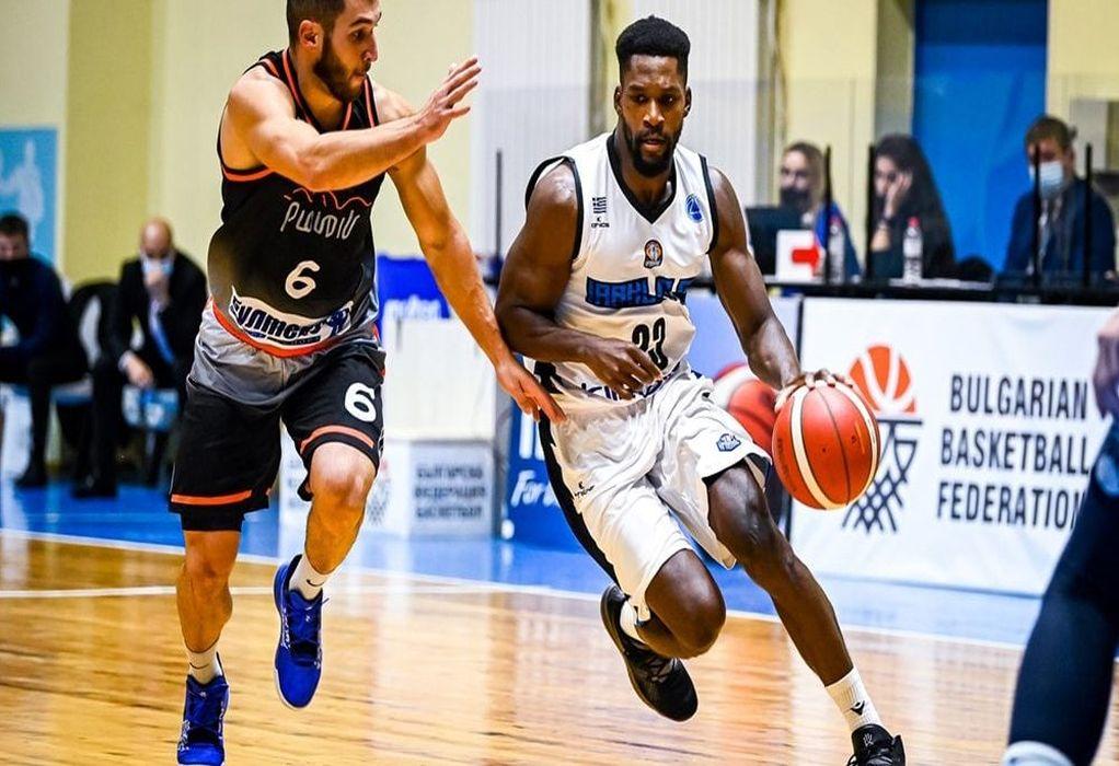 Ηρακλής: Νίκησε και προκρίθηκε στους ομίλους του FIBA Europe Cup