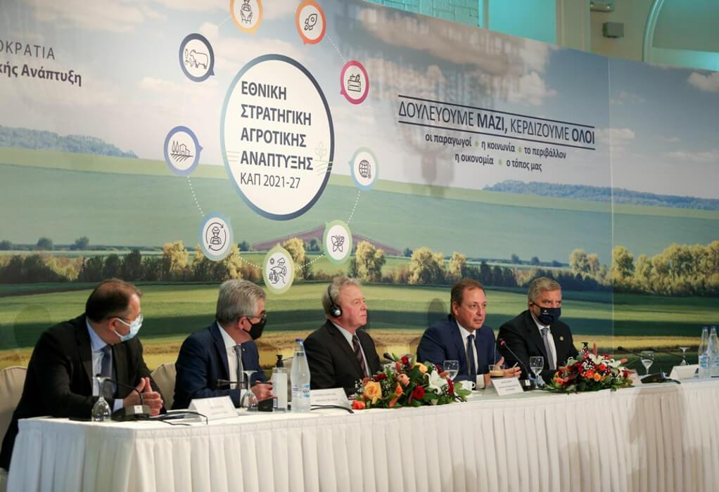 Βοϊτσεχόφσκι: Φαινόμενο η ελληνική γεωργία- Νέα ΚΑΠ