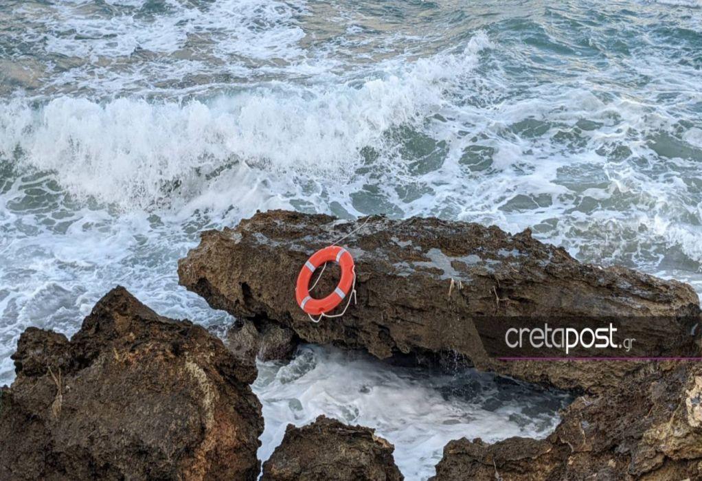 Τραγωδία στην Κρήτη: Νεκρός ο ηλικιωμένος που προσπαθούσε να σώσει τα εγγόνια του (ΒΙΝΤΕΟ)