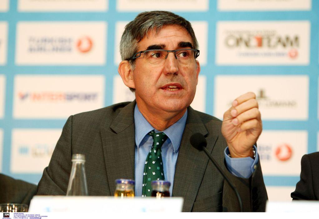 Τέλος ο Μπερτομέου από την EuroLeague