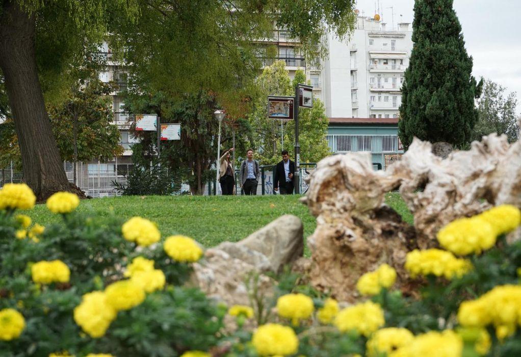 Δ. Θεσσαλονίκης: Νέες, πρωτότυπες εγκαταστάσεις στο πάρκο της Γαλλίας
