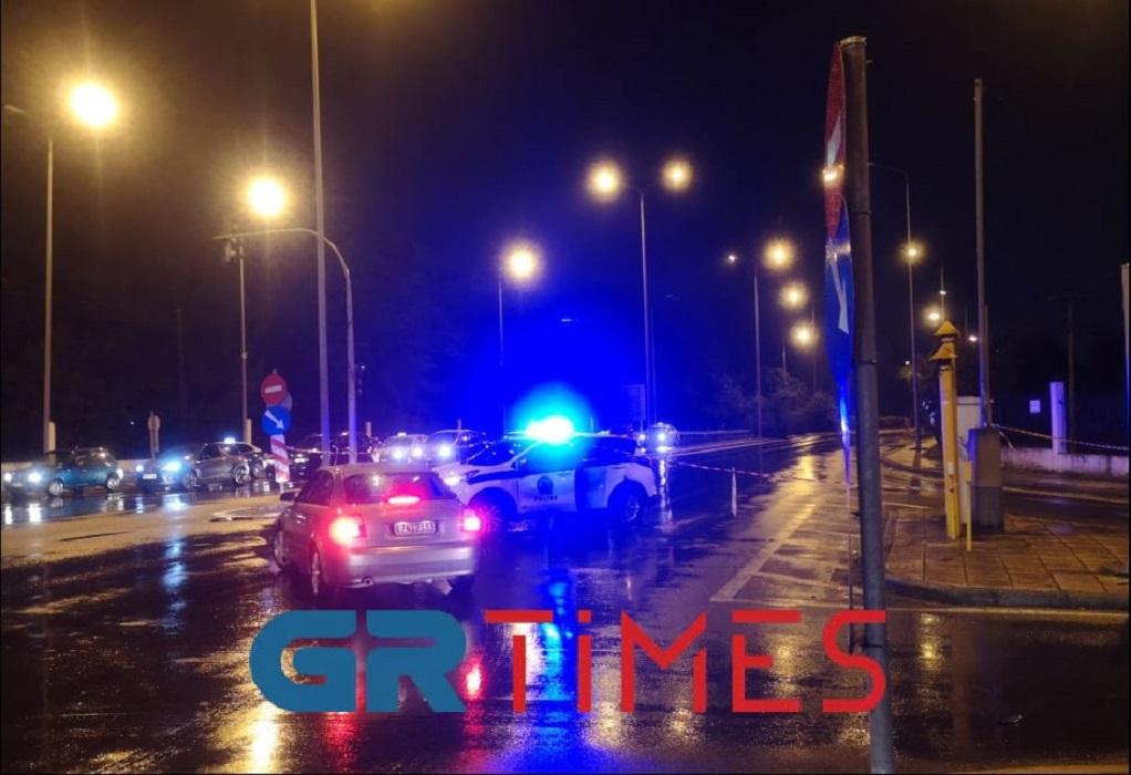 Θεσσαλονίκη: Κυκλοφοριακό «κομφούζιο» στο δρόμο για Περαία (ΦΩΤΟ-VIDEO)
