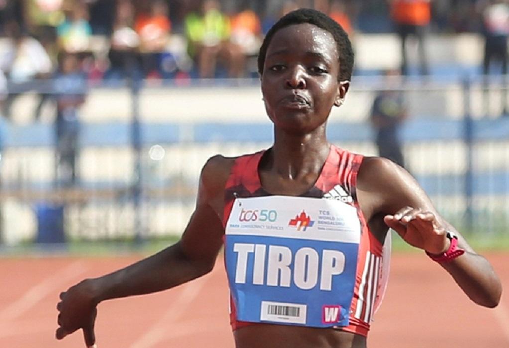 Δολοφονήθηκε η πρωταθλήτρια Αγκνές Τιρόπ–Βρέθηκε νεκρή στο σπίτι της