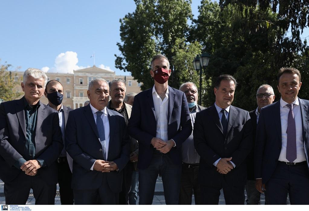 Agora Athens: Μεγάλη εκδήλωση του ΕΕΑ στο Σύνταγμα για επιχειρηματικότητα και τουρισμό