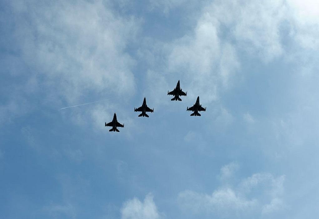 Η Τουρκία υπέβαλε στις ΗΠΑ αίτημα για αγορά 40 σύγχρονων F-16