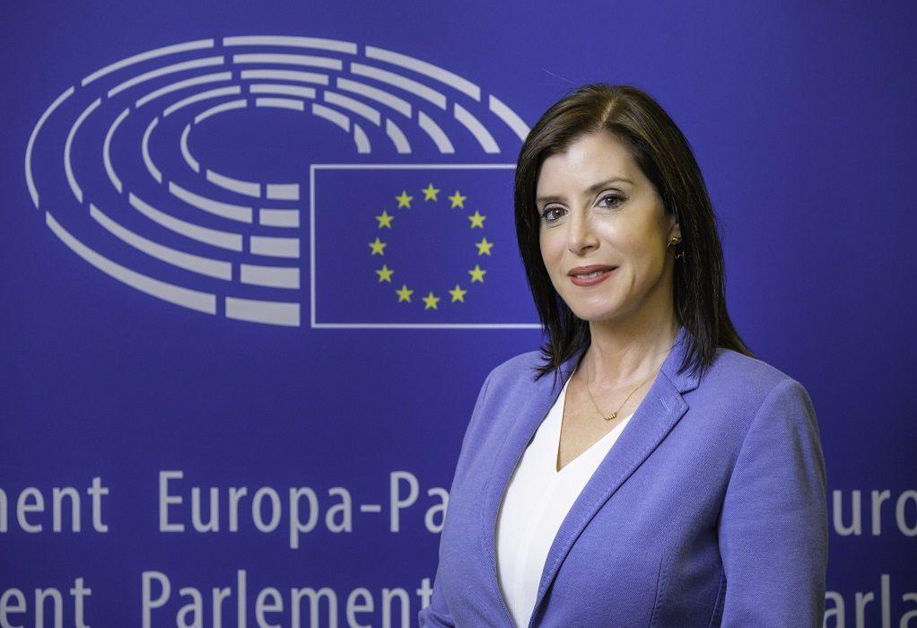 Ασημακοπούλου: «Στρατηγικός Διάλογος Ελλάδας – ΗΠΑ: Ένα ακόμη βήμα για να κατακτήσει η χώρα τη γεωπολιτική θέση που της αρμόζει»