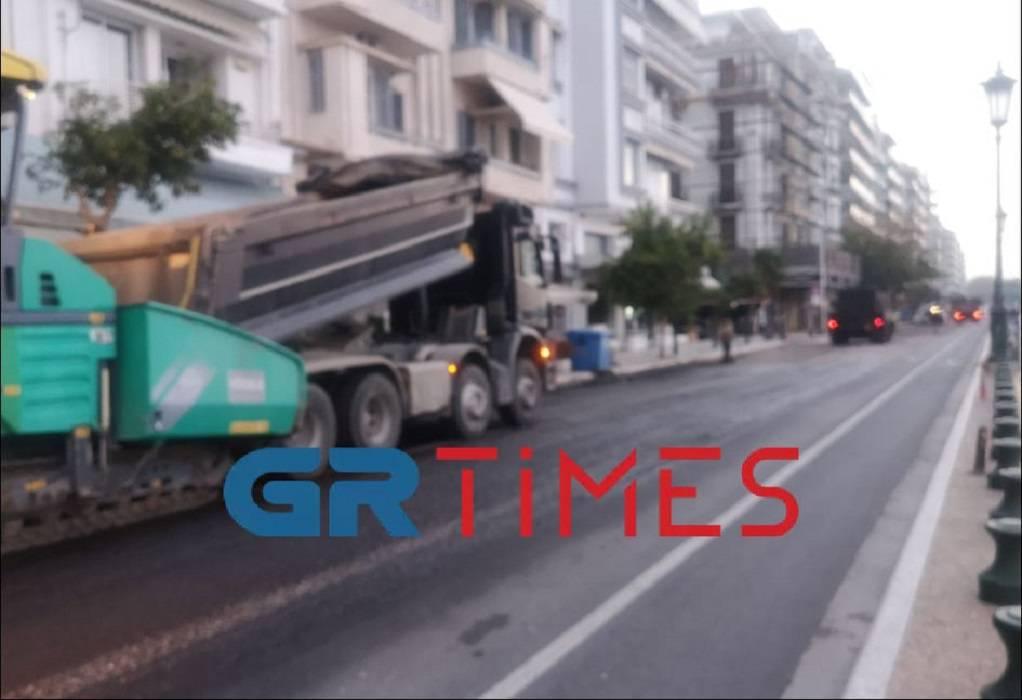 Ζέρβας για ασφαλτοστρώσεις: Το οδικό δίκτυο ήταν σε τραγική κατάσταση (VIDEO)