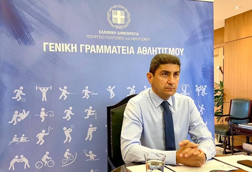 Παρουσιάστηκε στο Υπουργικό Συμβούλιο το 5ο νομοσχέδιο της αθλητικής μεταρρύθμισης