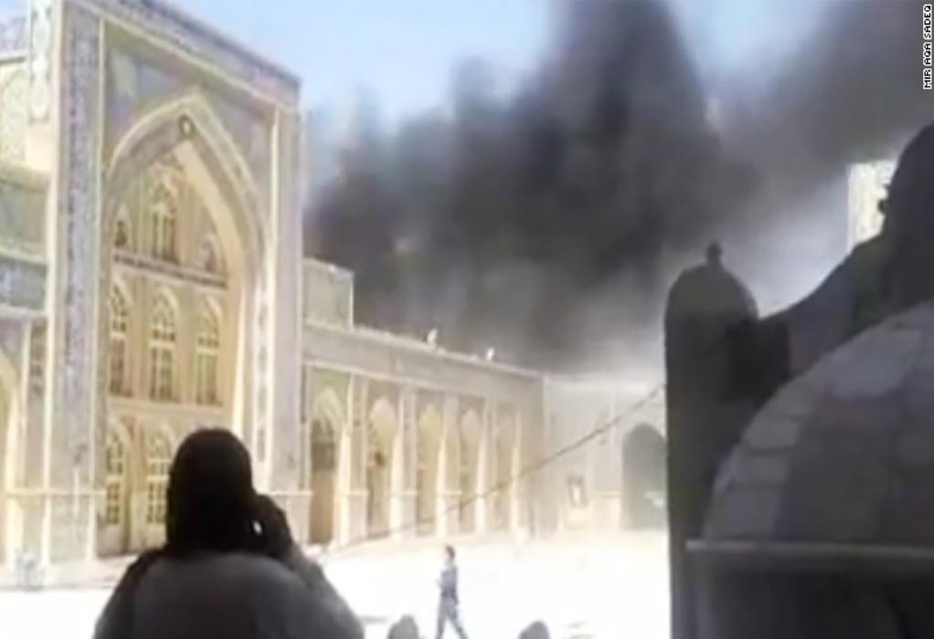 Αφγανιστάν: Έκρηξη σε τζαμί – Πληροφορίες για δεκάδες νεκρούς (VIDEO)