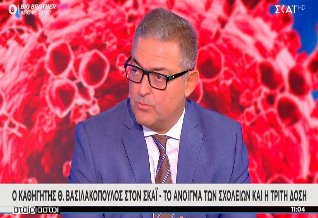 Βασιλακόπουλος: Κίνδυνος να ξαναζήσουμε ό,τι πέρυσι στη Θεσσαλονίκη (VIDEO)