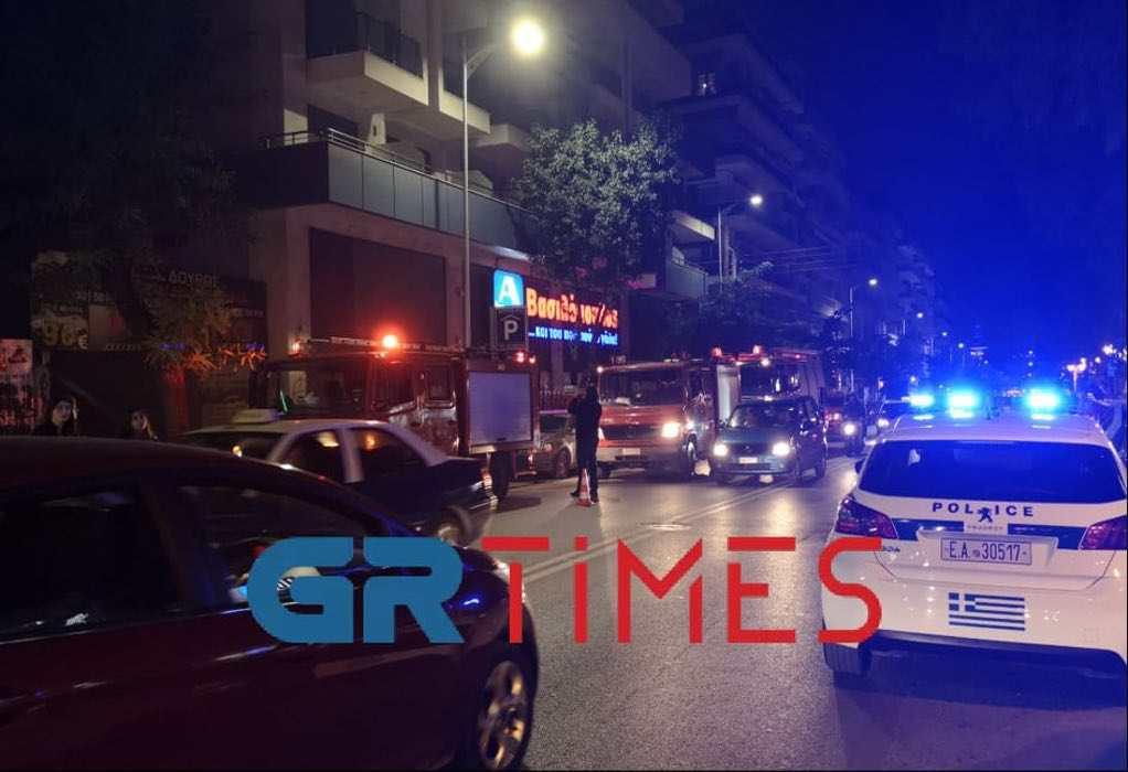 Συναγερμός στην Πυροσβεστική για φωτιά σε σούπερ μάρκετ (ΦΩΤΟ-VIDEO)