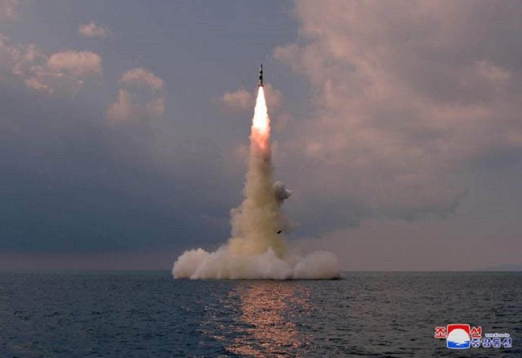 Β. Κορέα: Νέα εκτόξευση πυραύλου από υποβρύχιο – Κατεπείγουσα συνεδρίαση του ΣΑ του ΟΗΕ