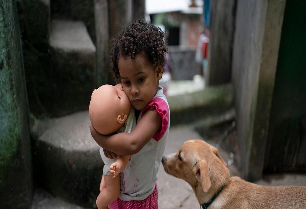 Έρευνα-Βραζιλία: Πάνω από 178.000 παιδιά έπεσαν θύματα σεξουαλικής βίας