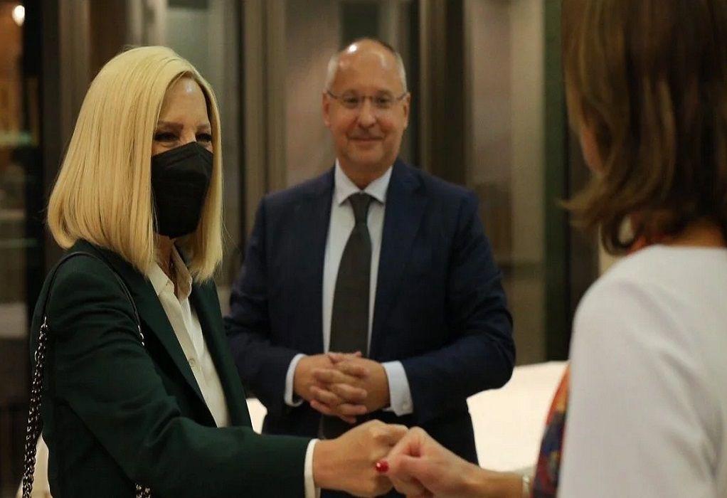 Γεννηματά: Η Σοσιαλδημοκρατία θα φέρει άνεμο αλλαγής σε Ευρώπη και Βαλκάνια