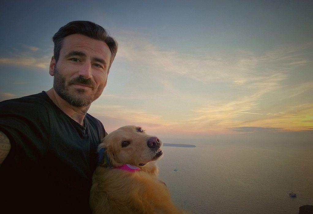 Γιώργος Μαυρίδης: «Έφυγε» η Μόλυ – «Της έσφιγγα το χέρι και της φιλούσα το πρόσωπο»