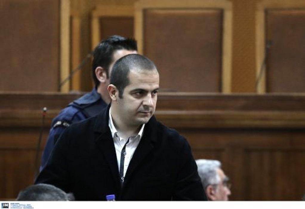 Αναίρεση της αποφυλάκισης Πατέλη εξετάζει ο εισαγγελέας του Αρείου Πάγου