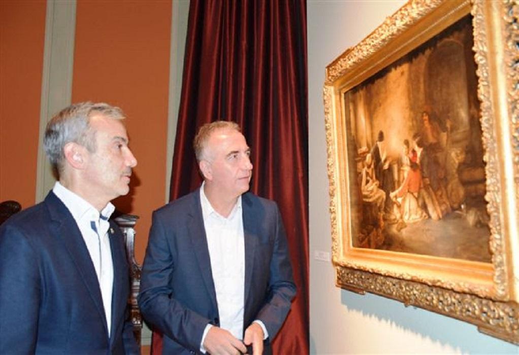 56α Δημήτρια: Έκθεση «Νικόλαος Γύζης – 120 χρόνια από τον θάνατό του» στην δημοτική Πινακοθήκη Θεσσαλονίκης