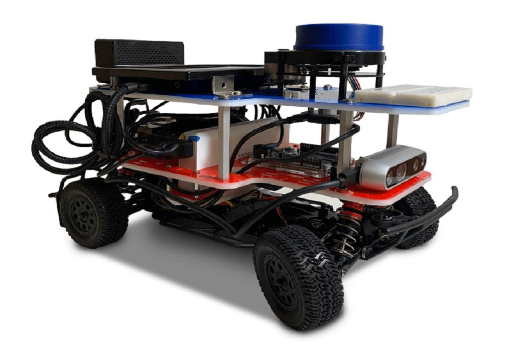 Αμερικανικό Κολλέγιο Ελλάδος-Pierce: Πανελλήνιος Διαγωνισμός Ρομποτικής Γυμνασίου Racecar Challenge