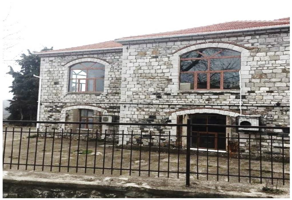 Δήμος Αριστοτέλη: Ζωή ξανά στο ιστορικό Διδακτήριο Στρατονίκης με 1,8 εκατ.ευρώ