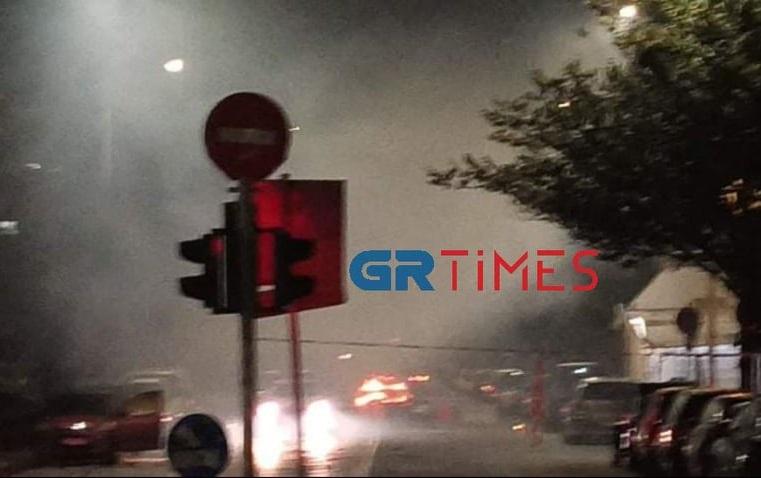 Θεσσαλονίκη: Ελεύθεροι οι εννέα προσαχθέντες για τα επεισόδια στο ΑΠΘ