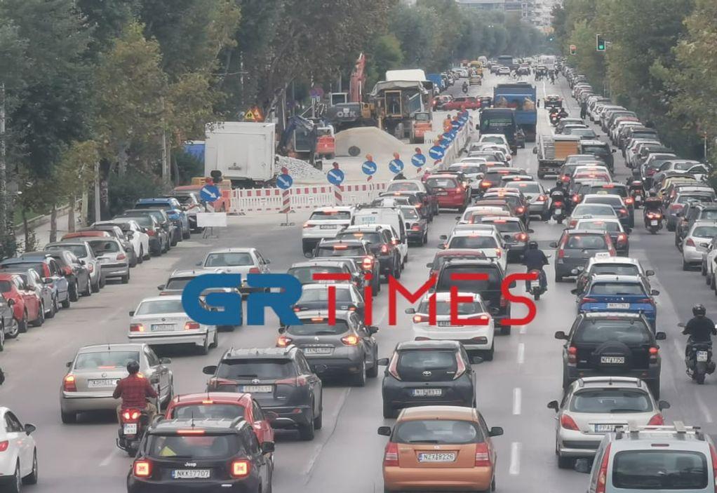 Θεσσαλονίκη: Η παρέλαση «αναβάλλει» τα έργα στη Μ. Αλεξάνδρου