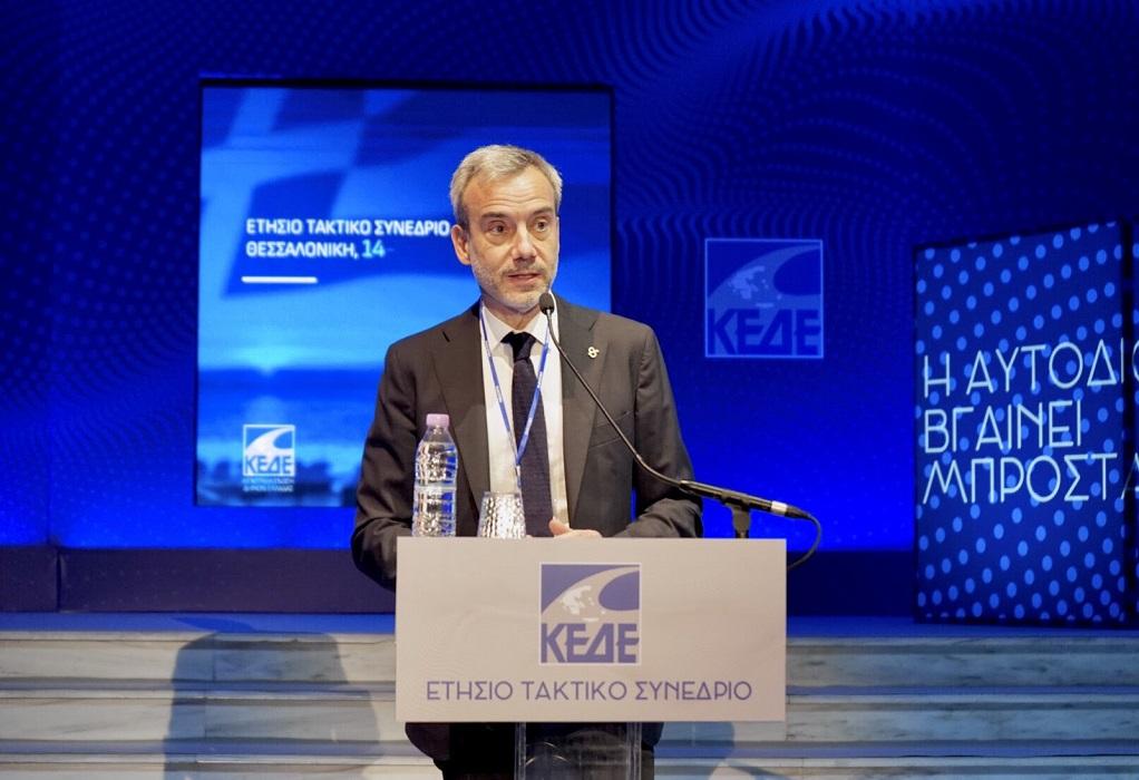 Κ. Ζέρβας: Στα 12 εκατ. ευρώ το οικονομικό αποτύπωμα της πανδημικής κρίσης στον δήμο Θεσσαλονίκης