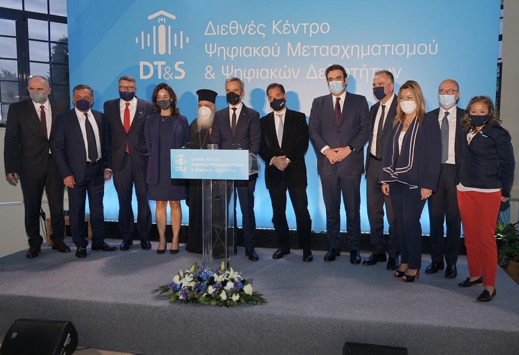 Ζέρβας: Η Θεσσαλονίκη βρίσκεται στον διεθνή επενδυτικό, εκπαιδευτικό και ψηφιακό χάρτη του μέλλοντος