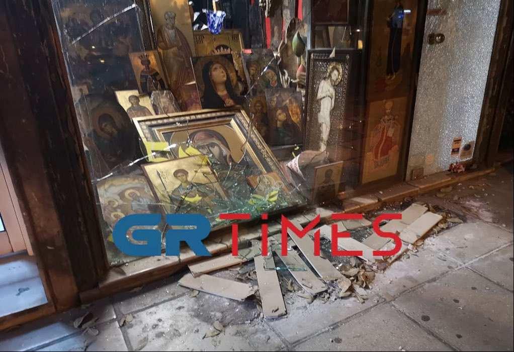 Επεισόδια, μολότοφ και προσαγωγές στο κέντρο της Θεσσαλονίκης (ΦΩΤΟ–VIDEO)