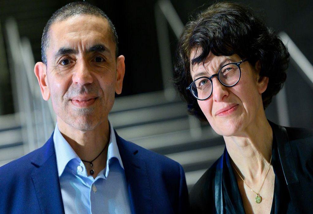 Ιδρυτές BioNTech: Σε 2-3 χρόνια θα έχουμε εμβόλια κατά του καρκίνου