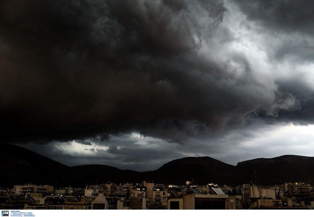 Κακοκαιρία «Μπάλλος»: Σύσκεψη υπό τον Χρ. Στυλιανίδη – Πού αναμένονται έντονα φαινόμενα