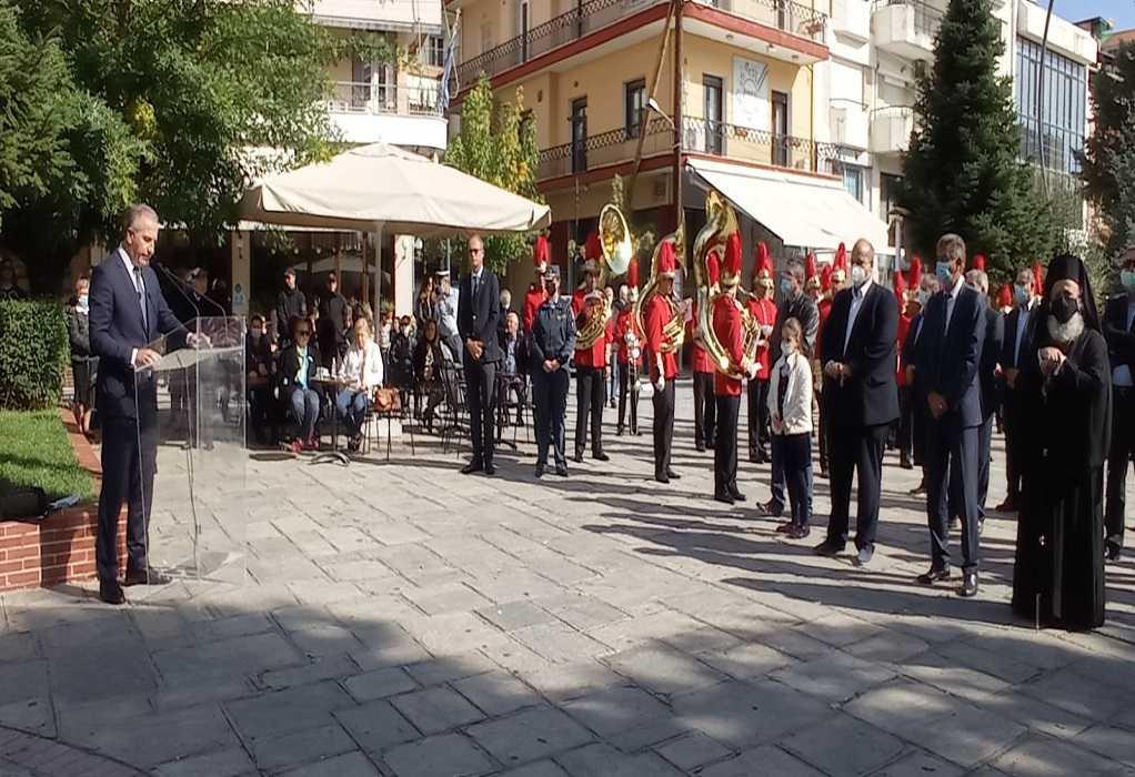 Στ. Καλαφάτης: «Η Ελλάδα γίνεται σήμερα πιο ισχυρή από ποτέ»