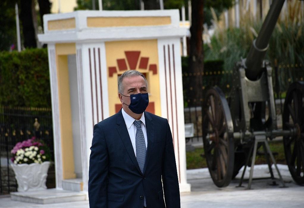 Καλαφάτης: Οι Έλληνες επιζητούμε την ειρήνη πάντα στη βάση του Διεθνούς Δικαίου και των Διεθνών Συνθηκών