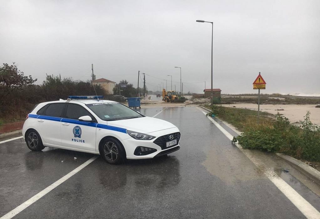«Μπάλλος»: Νέα ενημέρωση – Ποιοι δρόμοι μένουν κλειστοί στην Κεντρική Μακεδονία