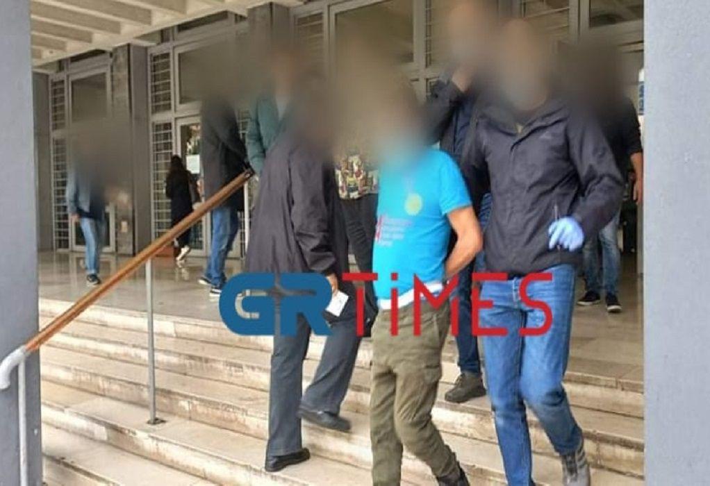 Θεσσαλονίκη: Προφυλακιστέος ο 58χρονος για τις μαχαιριές σε συνομήλικο του