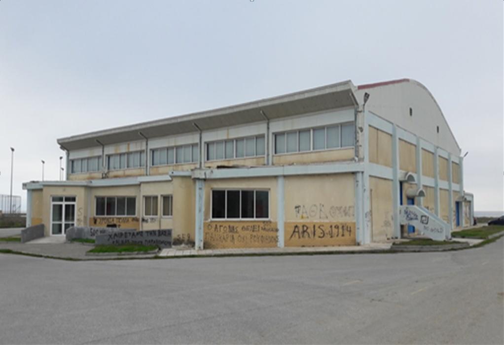 Χαλκιδική: Ξεκινάει η Ενεργειακή Αναβάθμιση του Κλειστού Γυμναστηρίου Ιερισσού
