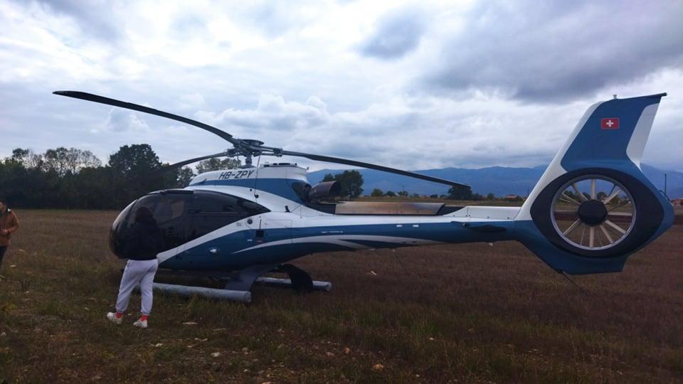 ΥΠΑ: Ενημέρωση για προσγείωση ελικοπτέρου στην περιοχή της Κοζάνης