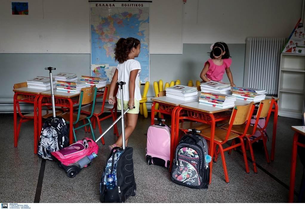 Κορωνοϊός: Λίγο πάνω από το ένα ο δείκτης θετικότητας – 4.211 τα κρούσματα σε παιδιά