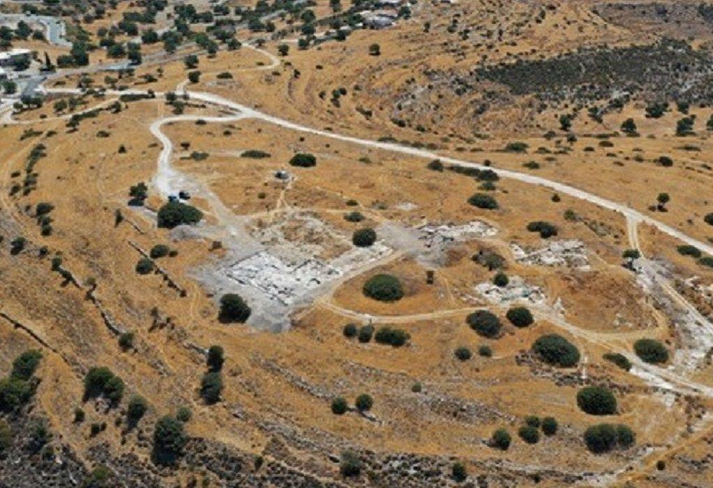 Κύπρος: Αποκαλύφθηκε οικισμός της Μέσης εποχής του Χαλκού