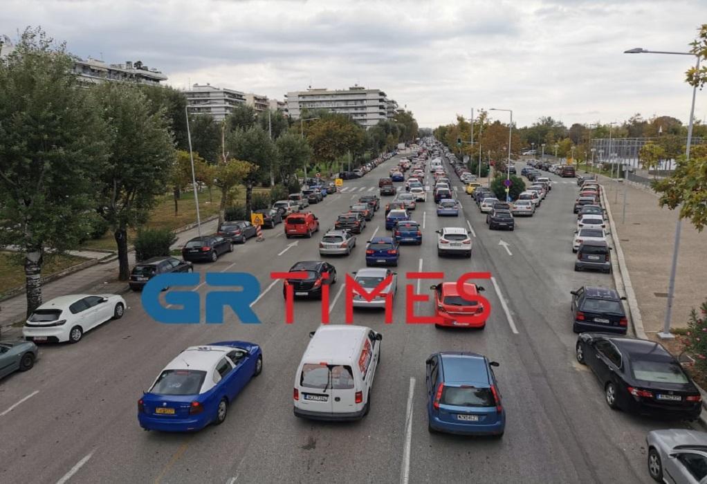 Θεσσαλονίκη: Τα 10 σημεία του σχεδίου για την επίλυση του κυκλοφοριακού προβλήματος