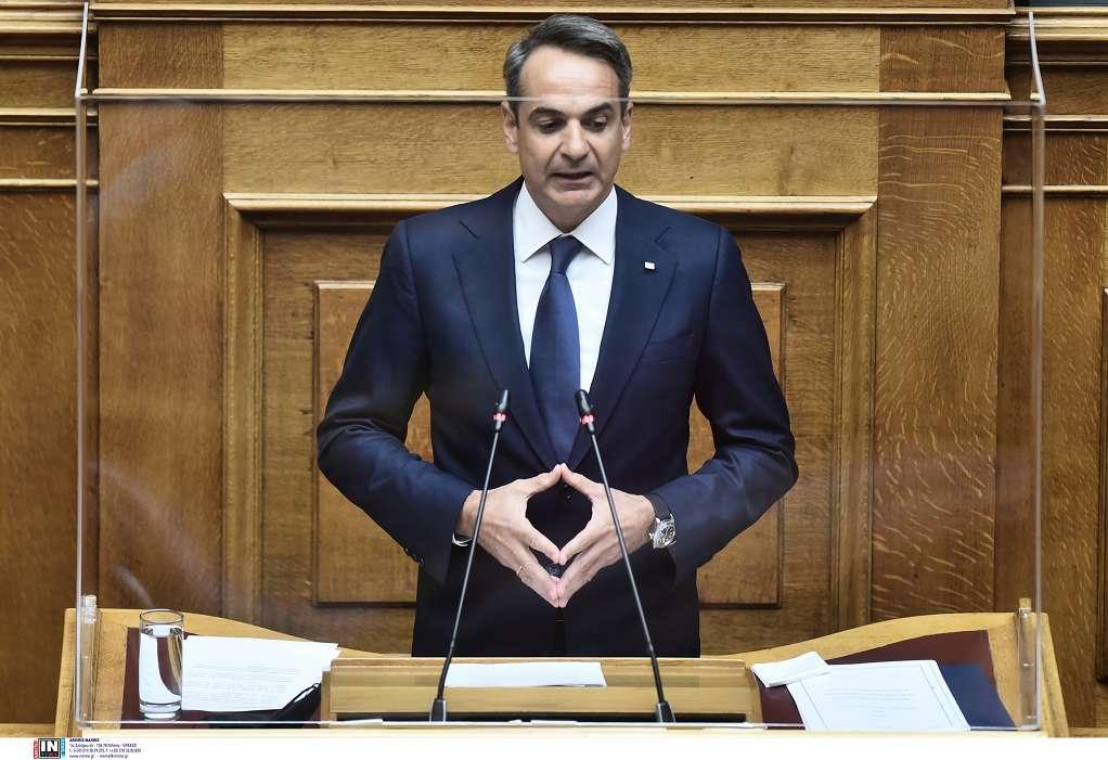 Κυρ. Μητσοτάκης: Η έγκριση της Συμφωνίας με τη Γαλλία σημαίνει θωράκιση της χώρας