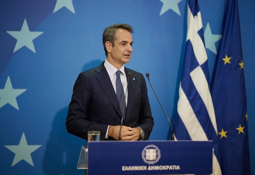 Μητσοτάκης: Οι γεωπολιτικές εξελίξεις στην Αν. Μεσόγειο έχουν μεγάλη σημασία σε ό,τι αφορά την ενέργεια