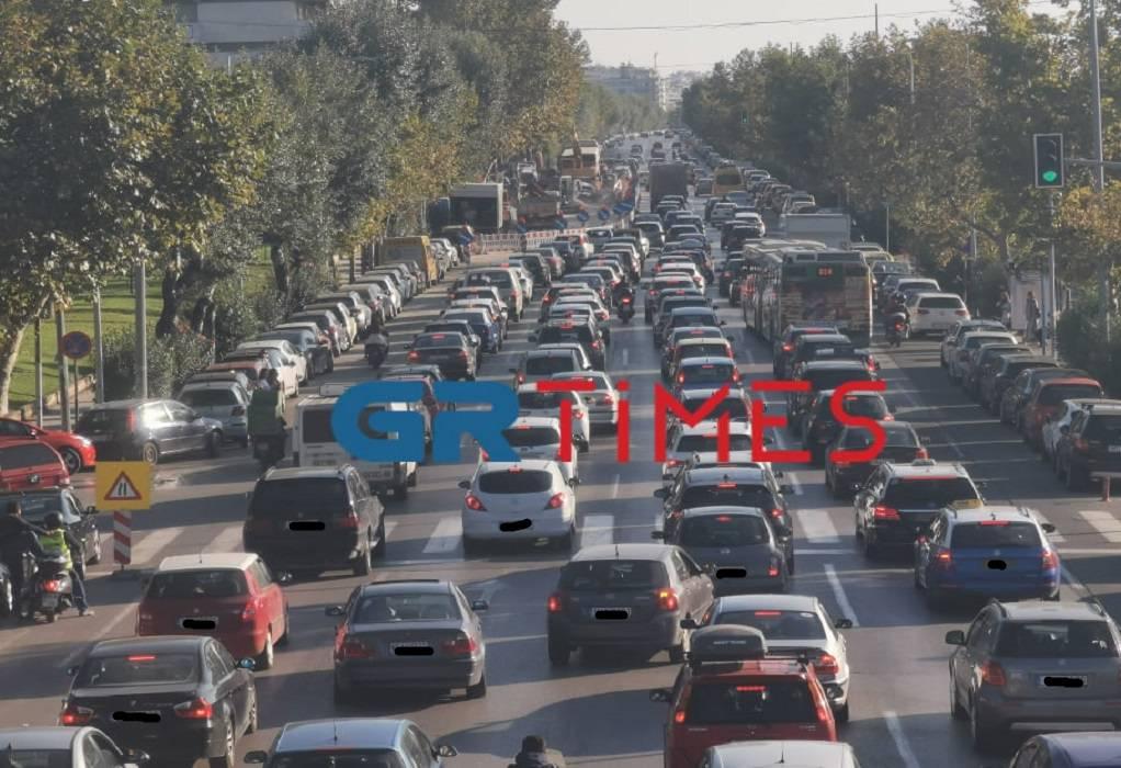 Θεσσαλονίκη: Έκτακτη σύσκεψη για το κυκλοφοριακό – Ποια μέτρα εξετάζονται