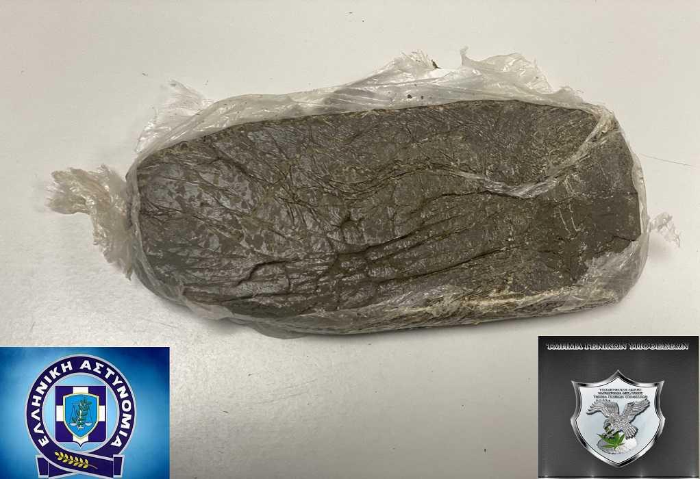 Θεσσαλονίκη: Συνελήφθη με 4 κιλά ηρωίνη μέλος κυκλώματος διακίνησης ναρκωτικών