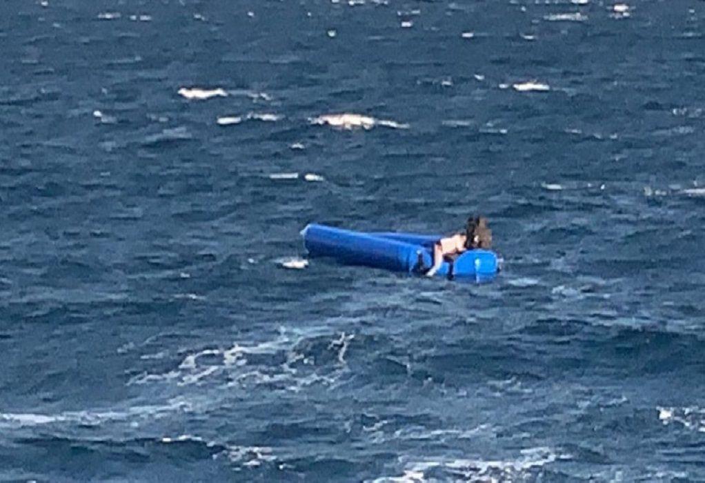 Ναυάγιο στη Χίο: Νεκρά 4 παιδιά από βύθιση βάρκας