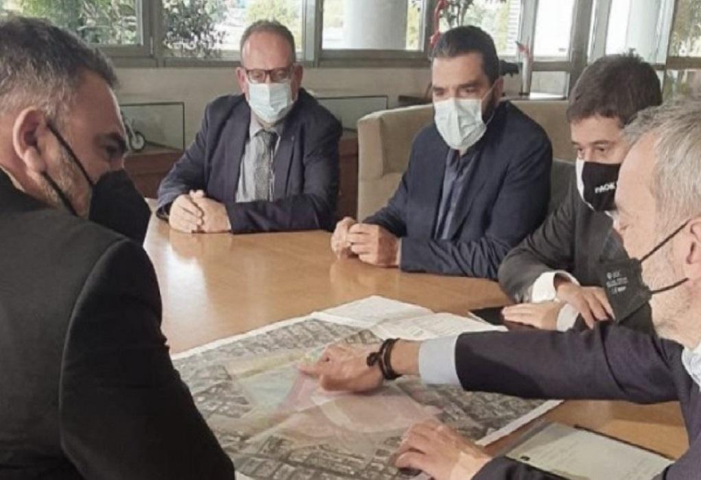 Νέα Τούμπα: Συμφωνία ΠΑΟΚ – Ζέρβα για επίσπευση των διαδικασιών