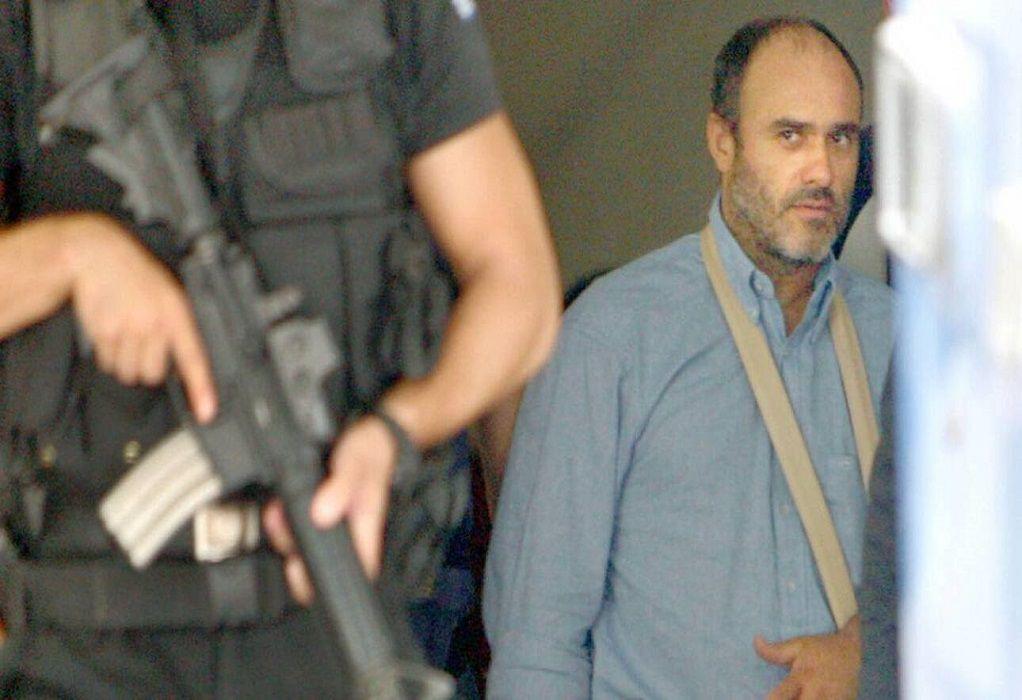 Νίκος Παλαιοκώστας: Σήμερα στις 12:00 η αποφυλάκισή του – Θα εκτίσει το υπόλοιπο της ποινής κατ' οίκον