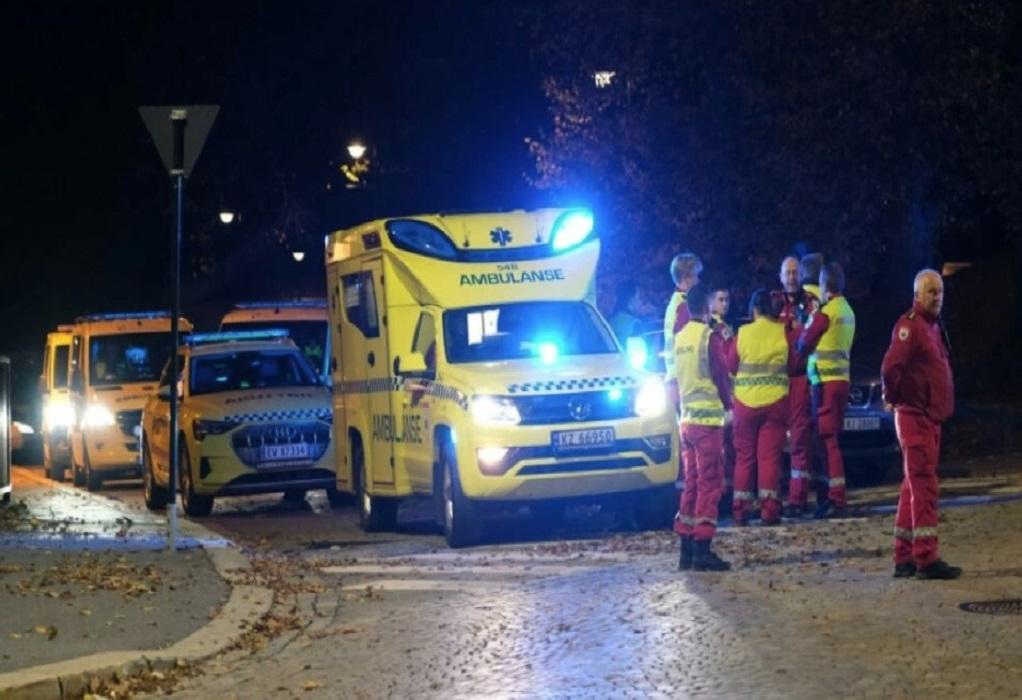 Μακελειό στην Νορβηγία: Νεκροί και τραυματίες σε επιθέσεις με τόξο και βέλη  (ΦΩΤΟ-VIDEO)