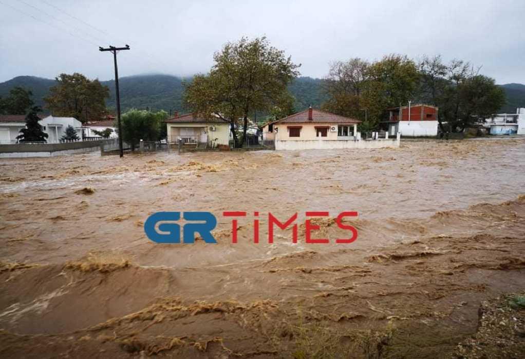 Μeteo: Πάνω από 380 επεισόδια πλημμύρας την περίοδο 2000-2020 στη χώρα -132 νεκροί