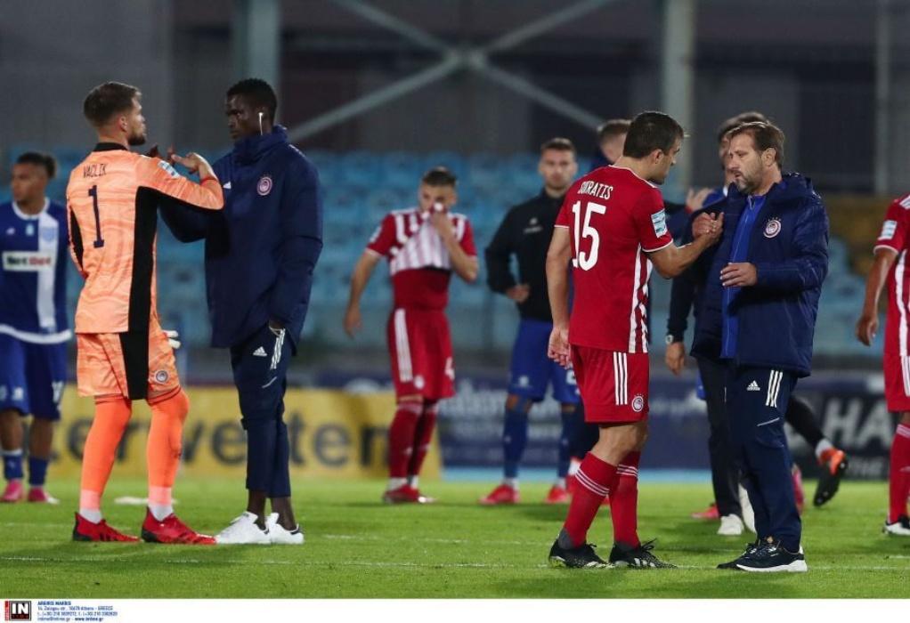 Απέδρασε από τους «Ζωσιμάδες» ο Ολυμπιακός με Ελ Αραμπί (1-2)