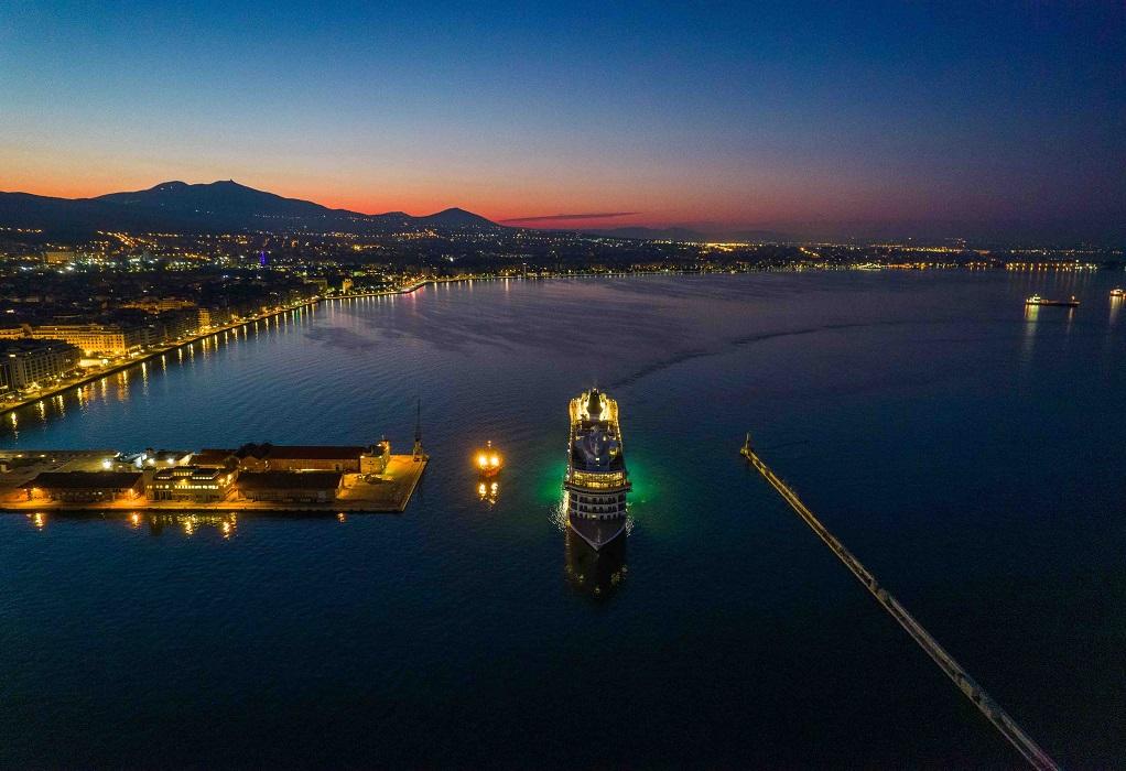 Celestyal Cruises: Το λιμάνι της Θεσσαλονίκης κρίσιμος κόμβος για κρουαζιερόπλοια